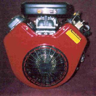 Cushman Eagle V-Twin Engine