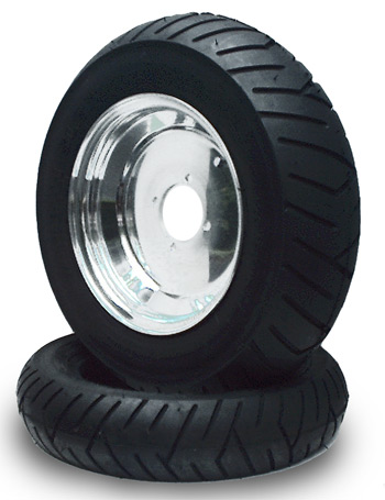 Cushman Tires and Wheels